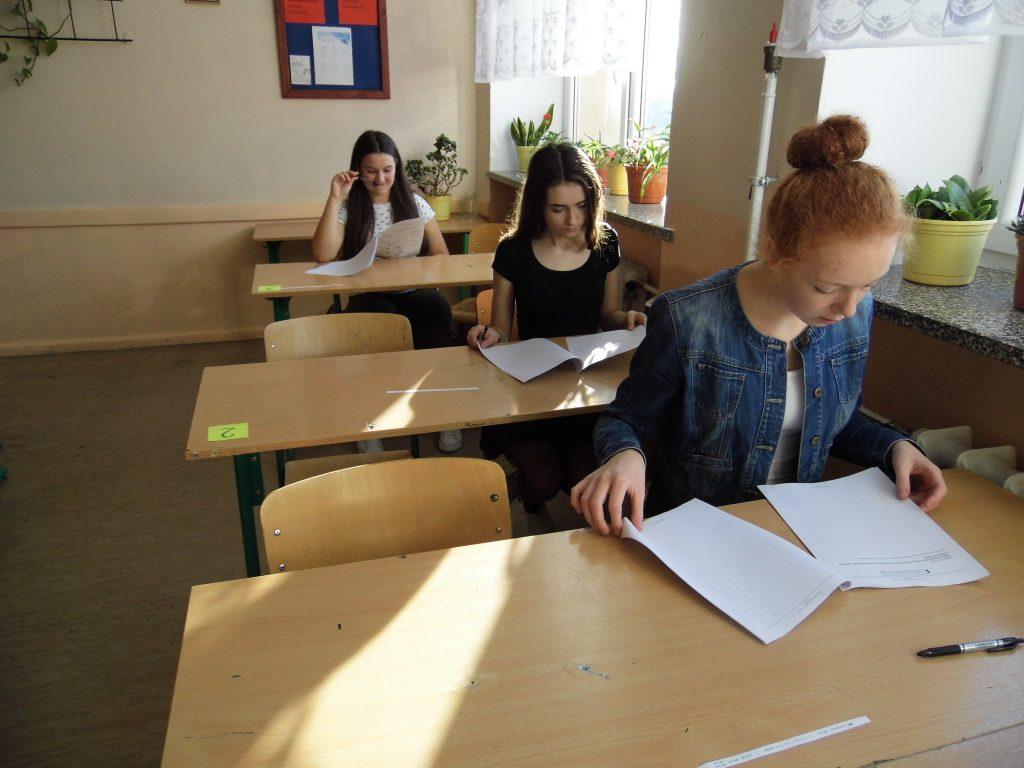 Egzamin próbny 1