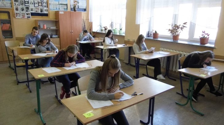 Egzamin próbny 2