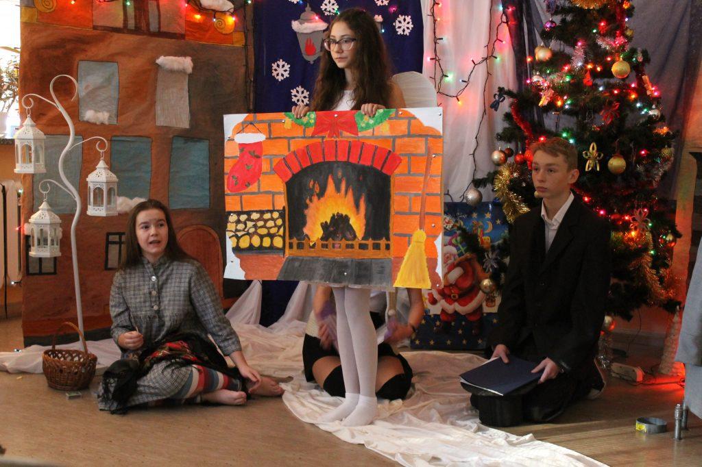 teatrzyk świąteczny 1