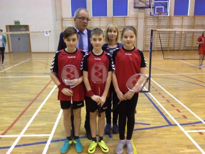 turniej badmintona 2