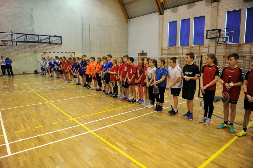 turniej badmintona 1