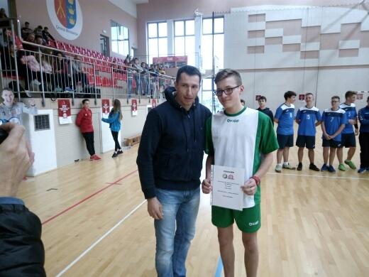 Mateusz Kamont oraz Sławomir Szmal