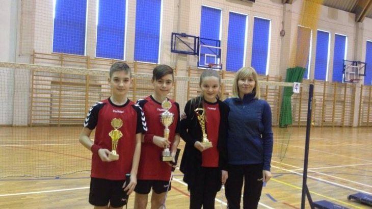 turniej badmintona 3